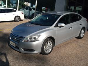 NISSAN SENTRA ADVANCE